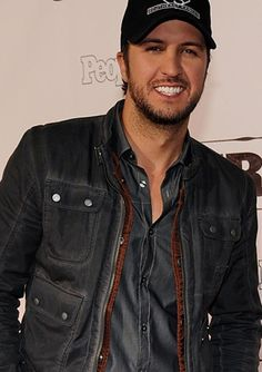 Mr. Luke Bryan, i want to either meet him or at least go to one of his concerts before i die!!