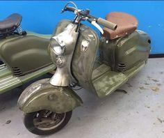 LAMBRETTA LD 125  MOTOS VERDI motosverdi@gmail.com