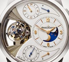 Jaeger-LeCoultre Duometre Spherotourbillon Moon, a SIHH 2015 novelty   Time and Watches
