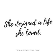 Inspiring Girl Boss Quotes | #SophisticatedWisdom Weekly Inspiration Series on Instagram | #GirlBoss #bossbabes #bossbabeinspiration