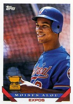 moises alou baseball card   Comments Leave a Comment Posted in 1993 Topps Montreal Expos Full-size ...