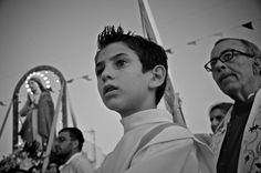 Religious rally in Sicily, photo by Enrico Natoli 2011