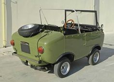 Fiat 500 Ranger