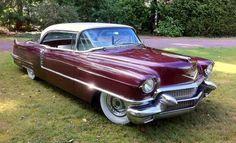 56 Cadillac Coupe de Ville