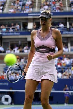 La bella María Sharapova