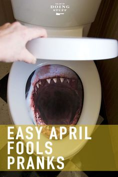 The Best April Fools Pranks. | The Art of Doing Stuff.The Art of Doing Stuff - there are some good ones in the comments, too!