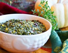 Tuscan herb blend, great seasoning for seafood, pork, beef, chicken and vegetables.