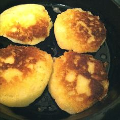 Recipes to Remember - It's a Southern Thang!: Homemade Potato Cakes Recipe