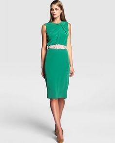 Vestidos de fiesta verdes 2016: Resalta tu belleza en la próxima boda Image: 16