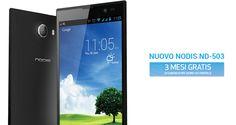 Nodis ND-503: uno smartphone di fascia media con assicurazione KASKO e Dual Sim |