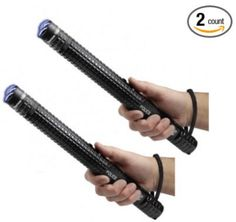 Top 15 Best Stun Batons in 2020 - Buyer's Guide Emergency Preparation, Survival Prepping, Survival Gear, Self Defense Flashlight, Christmas Stocking Stuffers, Fishing Gifts, Buyers Guide, Tactical Gear, Gadgets