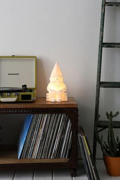 Gnome Lamp