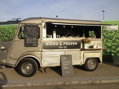 Good & Proper Tea - Refreshments at our London Market to be served by Good & Proper Tea. Swing by for a cuppa.