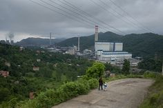 A new coal power plant is being built in Zonguldak on the Black Sea coast, but will require imported coal to run