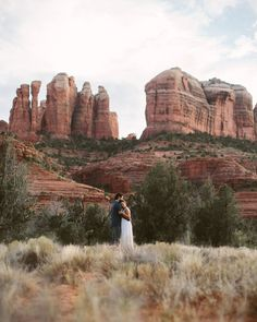 Sedona Wedding Photographer || Cathedral Red Rock Elopement