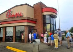 Chick-fil-a feeding its local students for free with new campaign: @Tara@ WashingtonTimes