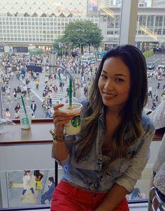 Shibuya Starbucks, Japan, Tokyo, Get Trendy l Renata Ferraz l Blog Get Trendy