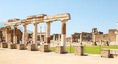 Pompeii, Naples.