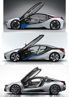 BMW i8 - Concept to Reality | BMW | Bimmer | Dream Car | electric cars | Schomp BMW