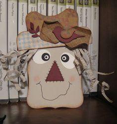Sweet Irene's Inspirations: Scarecrow