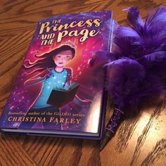 """""""One thing I know: Words are powerful."""" – Christina Farley, THE PRINCESS AND THE PAGE, 224 With each stroke of a pen, or key on the computer, people and new worlds can be wo…"""