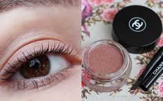 Chanel  Illusion d'Ombre #118 Moonlight Pink