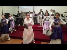 Abrenos los Cielos - Christine D'Clario - Danza Templo Emanuel - YouTube  Danza Templo Emanuel  Iglesia del Nazareno  Vestidos de Danza