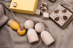 Avakai | Smart Wooden Dolls