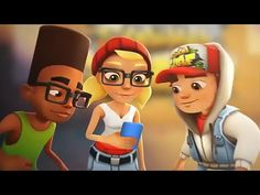 Subway Surfers Official Trailer - This is best Cartoons Subway Surfers 2020 Gameplay PC HD - Kim 100 New Games For Ps4, Xbox One Games, Subway Surfers Game, Gamer News, Xbox News, Monster School, Dragon Ball Z Shirt, Graffiti Characters, Alvin And The Chipmunks