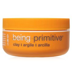 Rusk Being Primitive Clay - Beauty Stop Online Styling Products, Primitive, Clay, Good Things, Hair, Beauty, Clays, Couture Facile, Primitives