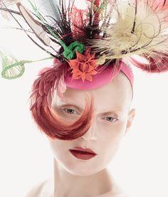 Philip Treacy on How to Wear Hats - Designer Interview d9888014d7d2