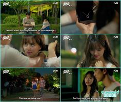 bong pal give hyun ji a neclace sweet couple - Let's Fight Ghost - Episode Bring It On Ghost, Lets Fight Ghost, Are We Dating, Kdramas To Watch, Hyun Ji, Ok Taecyeon, Kim Sohyun, Drama Quotes, Picture Story