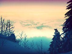 #schneeschuhtour #2015 #alpsee