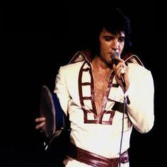 Elvis 1970 in Ladder Jumpsuit
