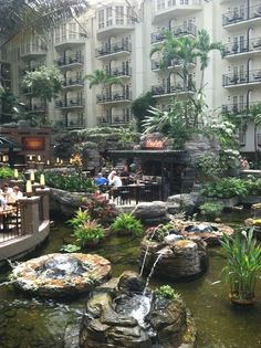 Gaylord Opryland. Really wanna go back here..... next road trip with my bff !