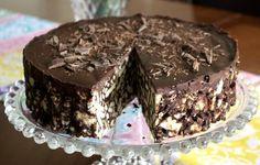 Το τέλειο σοκολατένιο μπισκοτογλυκό ψυγείου