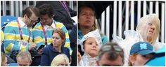 Swedish Princes - what's with the hair? - and Dutch Princess - what's with the hair, again?