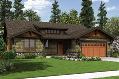 craftsman style ranch homes plans Ranch Style House Plans One Level House Designs Page 1 of 6 – Dream Homes Decoration Bungalow Style House, Cottage Style House Plans, House Plans One Story, Bungalow House Plans, Craftsman Style House Plans, Ranch House Plans, Best House Plans, Story House, House Floor Plans