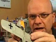 Post-Shading for Scale Model Aircraft Part One - YouTube