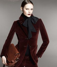 23 Exquisite Velvet Looks for Fall