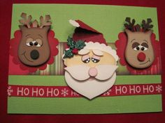 Santa's Helpers by 1crzystamper - Cards and Paper Crafts at Splitcoaststampers