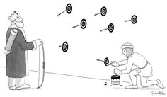 New Yorker Cartoons December 8, 2014