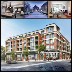 Pace on Main is the perfect compliment to an enchanting neigbourhood of timeless heritage architecture.  #newcondostouffville #newcondominiumstouffville