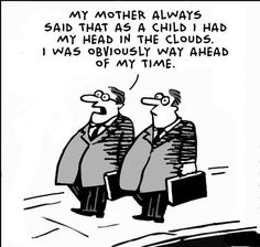 Time for some Cloud Humor :D :P   #IT #Humor #Cloud #Jokes #Tech #Fun