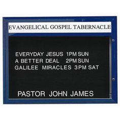 "AARCO Single Sided Illuminated Community Board Size: 36"" H x 47"" W, Frame Color: Ivory Powder Coated"