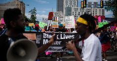 The more than 60 groups connected to B.L.M. released six demands aimed at furthering their goals, including for reparations for past and continuing harm to African-Americans.