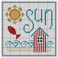 Thrilling Designing Your Own Cross Stitch Embroidery Patterns Ideas. Exhilarating Designing Your Own Cross Stitch Embroidery Patterns Ideas. Cross Stitch Sea, Cross Stitch Fabric, Cross Stitch Borders, Modern Cross Stitch Patterns, Cross Stitch Charts, Counted Cross Stitch Patterns, Cross Stitch Designs, Cross Stitching, Cross Stitch Embroidery