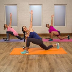 12 10-Minute Workouts For When You Can't Get to the Gym