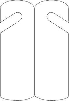 deurhanger patroon