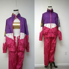 LIKE NEW  Winterset . 80s 90s jacket and pants set . by june22